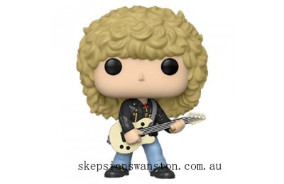 Pop! Rocks Def Leppard Rick Savage Funko Pop! Vinyl Clearance Sale
