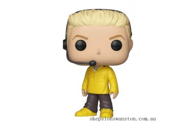 Pop! Rocks NSYNC Lance Bass Funko Pop! Vinyl Clearance Sale