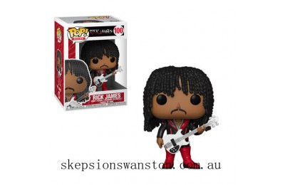 Pop! Rocks Rick James Superfreak Funko Pop! Vinyl Clearance Sale