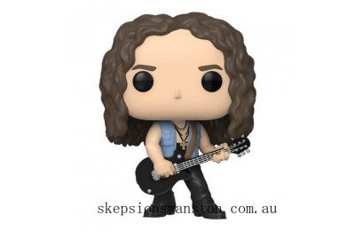 Pop! Rocks Def Leppard Vivian Campbell Funko Pop! Vinyl Clearance Sale