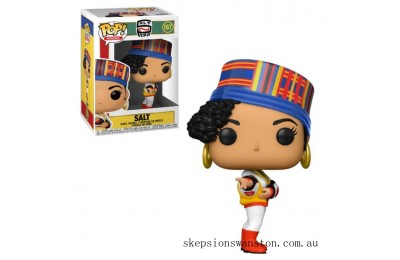 Pop! Rocks Salt-N-Pepa Salt Funko Pop! Vinyl Clearance Sale