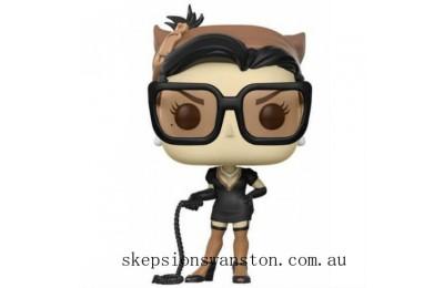 DC Comics Bombshells Catwoman Sepia EXC Funko Pop! Vinyl Clearance Sale
