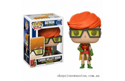 Batman: The Dark Knight Returns Carrie Kelly Robin EXC Funko Pop! Vinyl Clearance Sale