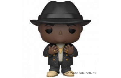 Pop! Rocks Notorious B.I.G. Funko Pop! Vinyl Clearance Sale