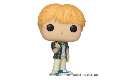 Pop! Rocks BTS Jin Funko Pop! Vinyl Clearance Sale