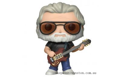 Pop! Rocks Jerry Garcia Funko Pop! Vinyl Clearance Sale
