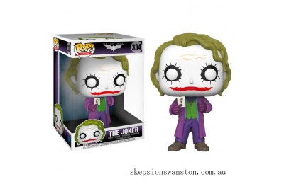 DC Comics Joker 10-Inch Funko Pop! Vinyl Clearance Sale