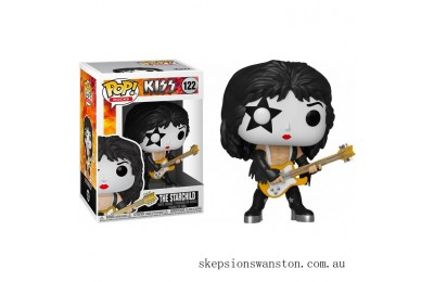Pop! Rocks KISS Starchild Funko Pop! Vinyl Clearance Sale