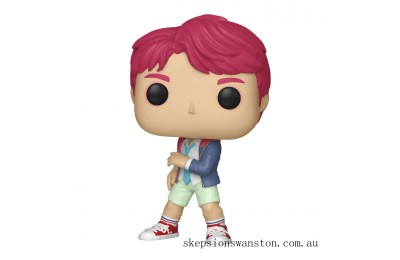 Pop! Rocks BTS Jeon Jung-Kook Funko Pop! Vinyl Clearance Sale
