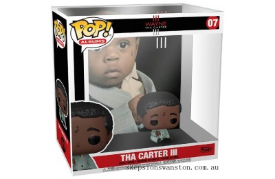 Lil Wayne Tha Carter III Funko Pop! Vinyl Album Clearance Sale