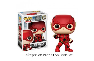 Justice League The Flash Funko Pop! Vinyl Clearance Sale