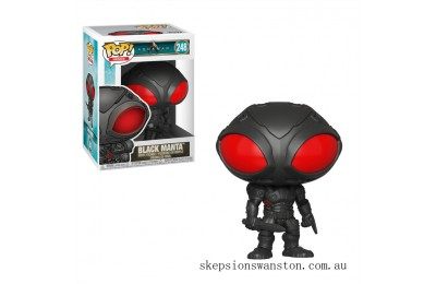 DC Aquaman Black Manta Funko Pop! Vinyl Clearance Sale