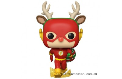 DC Comics Holiday Rudolph Flash Funko Pop! Vinyl Clearance Sale