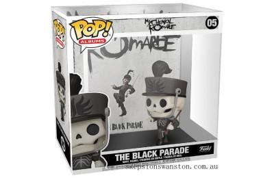 My Chemical Romance The Black Parade Funko Pop! Vinyl Album Clearance Sale