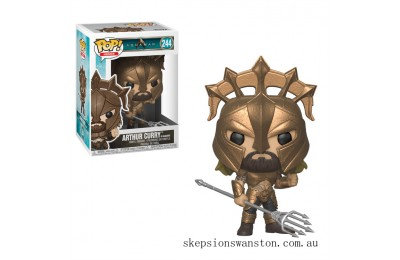 DC Aquaman Arthur Curry Funko Pop! Vinyl Clearance Sale
