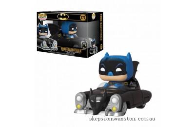 50's Batman Batmobile Funko Pop! Vinyl Ride Clearance Sale
