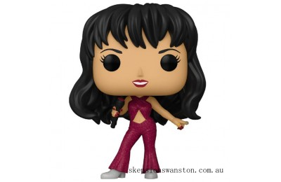 Selena (Burgundy Outfit) Funko Pop! Vinyl Clearance Sale