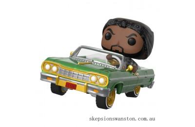 Pop! Rocks Ice Cube in Impala Funko Pop! Ride Clearance Sale