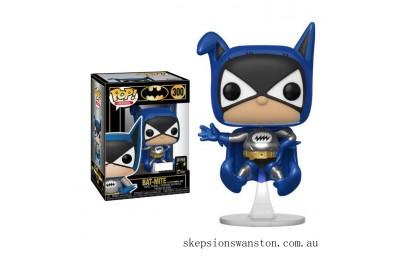 DC Comics Batman Bat-Mite Metallic 80th Anniversary EXC Funko Pop! Vinyl Clearance Sale