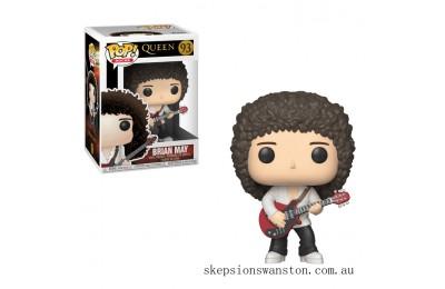 Pop! Rocks Queen Brian May Funko Pop! Vinyl Clearance Sale