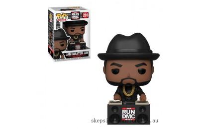 Run-DMC Jam Master Jay Funko Pop! Vinyl Clearance Sale