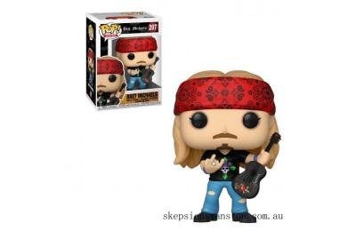Pop! Rocks Bret Michaels Pop! Vinyl Figure Clearance Sale