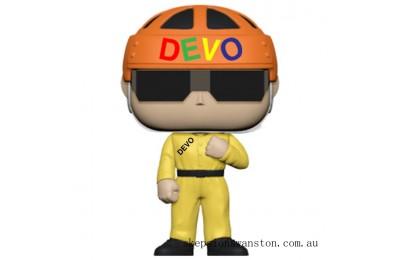 Devo Satisfaction Funko Pop! Vinyl! Clearance Sale