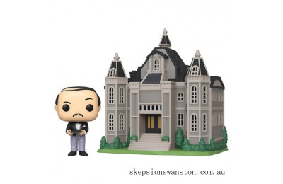 Batman's 80th Wayne Manor with Alfred Funko Pop! Town Clearance Sale