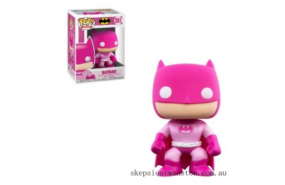 DC Comics BC Awareness Batman Funko Pop! Vinyl Clearance Sale