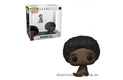 Pop! Rocks Notorious B.I.G. with Case Funko Pop! Vinyl Clearance Sale