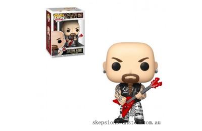 Pop! Rocks Slayer Kerry King Funko Pop! Vinyl Clearance Sale