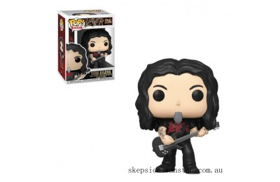 Pop! Rocks Slayer Tom Araya Funko Pop! Vinyl Clearance Sale