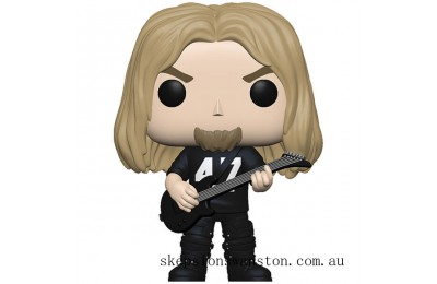 Pop! Rocks Slayer Jeff Hanneman Funko Pop! Vinyl Clearance Sale