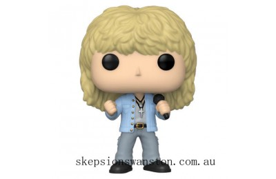 Pop! Rocks Def Leppard Joe Elliott Funko Pop! Vinyl Clearance Sale