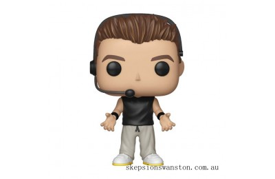 Pop! Rocks NSYNC JC Chasez Funko Pop! Vinyl Clearance Sale