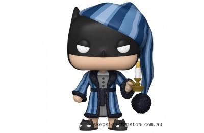 DC Comics Holiday Scrooge Batman Funko Pop! Vinyl Clearance Sale