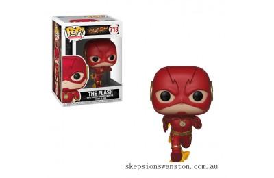 DC The Flash Flash Funko Pop! Vinyl Clearance Sale