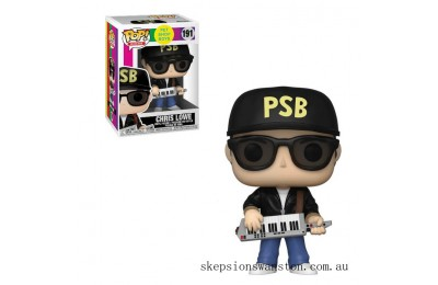 Pop! Rocks Pet Shop Boys Chris Lowe Funko Pop! Vinyl Clearance Sale