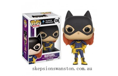 Batman Batgirl 2016 Version Funko Pop! Vinyl Clearance Sale