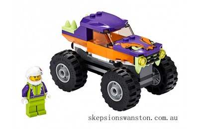 Genuine Lego Monster Truck