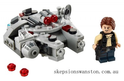 Genuine Lego Millennium Falcon™ Microfighter