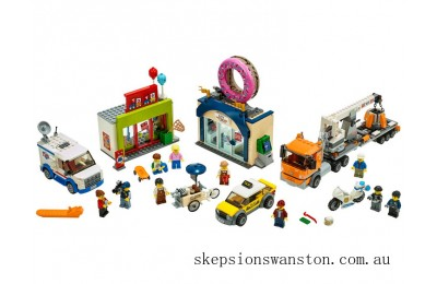 Hot Sale Lego Donut Shop Opening