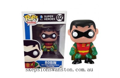 DC Comics Robin Funko Pop! Vinyl Clearance Sale