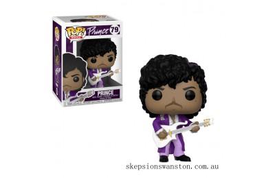 Pop! Rocks Prince Purple Rain Funko Pop! Vinyl Clearance Sale