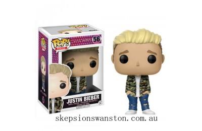 Pop! Rocks Justin Bieber Funko Pop! Vinyl Clearance Sale