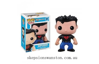 DC Comics Superboy DC Comics Funko Pop! Vinyl Clearance Sale