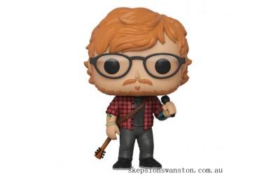 Pop Rocks Ed Sheeran Funko Pop! Vinyl Clearance Sale