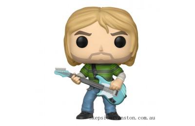 Pop! Rocks Kurt Cobain (Teen Spirit) Funko Pop! Vinyl Clearance Sale
