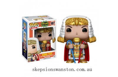DC Heroes King Tut Funko Pop! Vinyl Clearance Sale