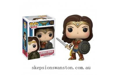 DC Wonder Woman Funko Pop! Vinyl Clearance Sale